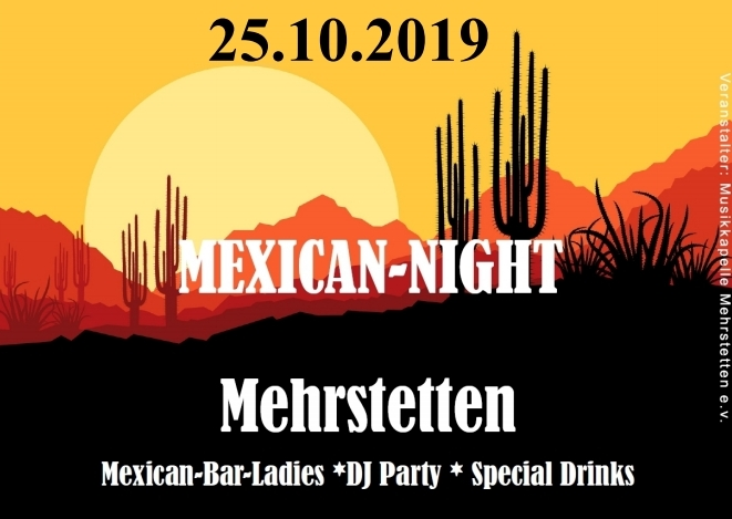 2019 MexicanNight